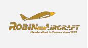 Robin aircraft logo